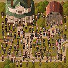 Super Walking Dead: Farm by StudioStobie