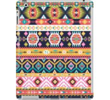 Seamless pattern in native american style iPad Case/Skin
