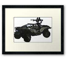 Warthog Framed Print
