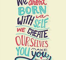 You make you by Risa Rodil
