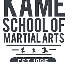 Kame School by FOGdark