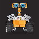 WALL.E  by David Wildish