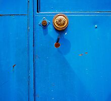Blue Door by VaidaAbdul