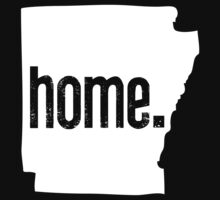Home State Series | Arkansas by HappyThreads