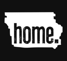 Home State Series | Iowa by HappyThreads