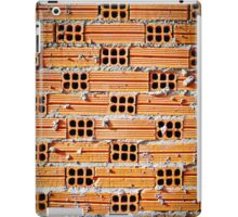 Orange Bricks iPad Case/Skin