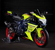 Suzuki GSX-R1000 by SD Smart