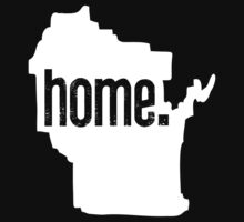 Home State Series | Wisconsin by HappyThreads