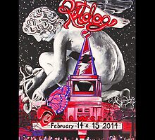 """An Evening with Ratdog Valentine's Day 20014"" by Kevin J Cooper"