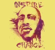 MLK - INSPIRE CHANGE Kids Clothes