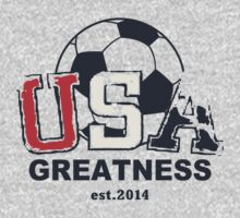 USA Greatness by Paducah