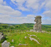Dartmoor: Bowerman's Nose by Rob Parsons