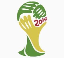 FIFA World Cup Logo Brazil 2014 T-Shirt