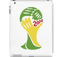 FIFA World Cup Logo Brazil 2014 iPad Case/Skin