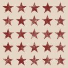 Distressed Red Stars Pattern by ArtVixen