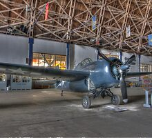 Tillamook Air Museum Two by thomr