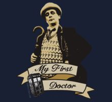 My first Doctor (Who) seventh 7th Sylvester McCoy Kids Clothes
