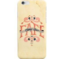 Pixar Brave Quote iPhone Case/Skin
