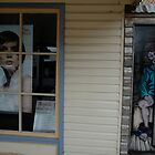 Open & Shut Case, Uralla, Australia 2009 by muz2142