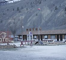 Thompson River Spences Bridge Motel by ispeak