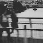 City walks. by strangerandfict