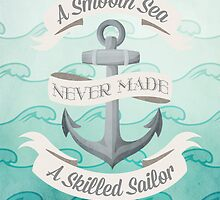 Smooth Sea Anchor by Rachel Krueger