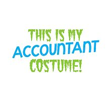 This is my accountant costume by jazzydevil