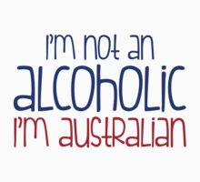 I'm Australian by e2productions