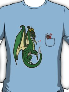 Dragons and Knights T-Shirt