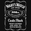 Nights Watch JD by satansbrand
