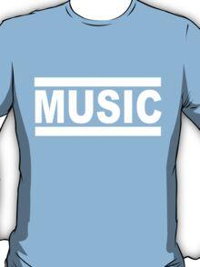 MUSE MUSIC WHITE T-Shirt