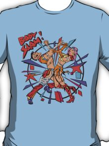 Hip-Hop Jam Body Slam T-Shirt