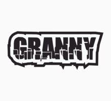Cool Granny Logo T-Shirt