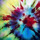 Totin' Tie Dye  by Vanessa Barklay
