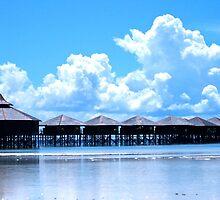 Clouds, Mabul Island, Phillipines by JCMM