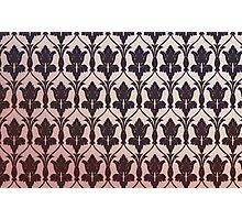 221B Baker Street Wallpaper Photographic Print