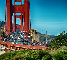 Golden Gate Bridge by boogeyman