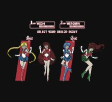 Select Sailor Scout by Baznet