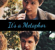 """Its a Metaphor"" by emilymariee8"