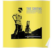 The Smiths - Barbarism Begins at Home Poster