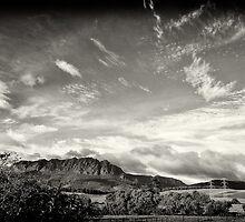 Mount Roland Tasmania  by grorr76