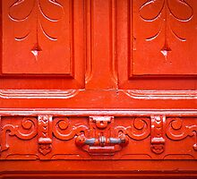 Red door by pifate