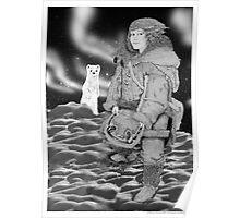 Lyra Belacqua Poster