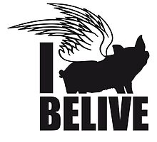 I belive flying wing piglets by Style-O-Mat