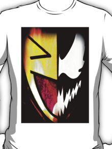 Comical Carnage Large Logo T-Shirt