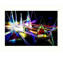 Different Rhythms - Dark Mofo 2014 Art Print