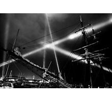 Dark Mofo 2014 - Articulated intersect  Photographic Print