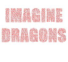 IMAGINE DRAGONS RED by xardx