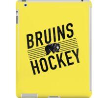 Bruins Hockey iPad Case/Skin