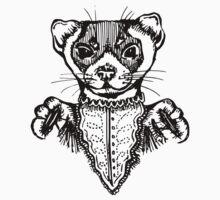 Fancy Ferret by poutinepeaks